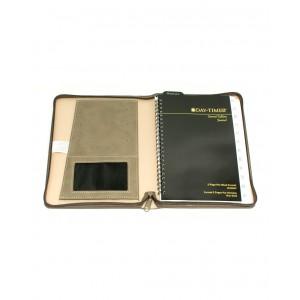 DSK-68029L - DAYTIMER™ PERSONAL BINDER - GREY